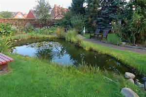 Teich Und Garten : teich auf dem langenhof hotel pension am steinhuder meer ~ Frokenaadalensverden.com Haus und Dekorationen