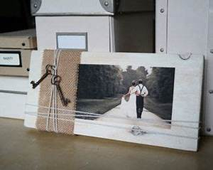Créer Un Cadre Photo : cr er un cadre photo avec du bois recycl voici 18 id es cornici pinterest cadre photo ~ Melissatoandfro.com Idées de Décoration