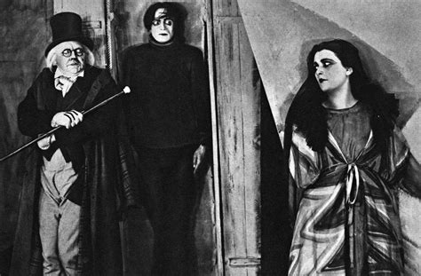 silent screams the cabinet of dr caligari 1920 anti school