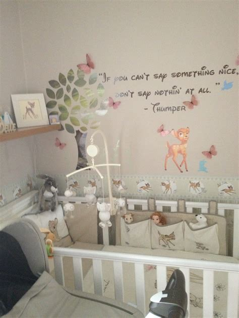 Chelsea Bedroom Set by My Bambi Themed Nursery Pic 2 Baby King Oh How I Love