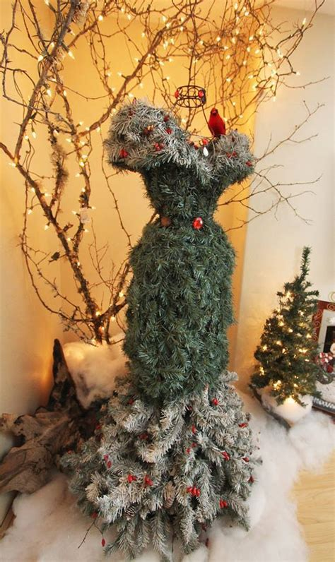 forget ugly christmas sweaters christmas tree dresses are here