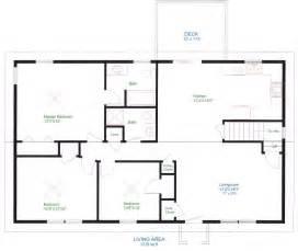 simple floor plans simple one floor house plans ranch home plans house plans and more simple house plans