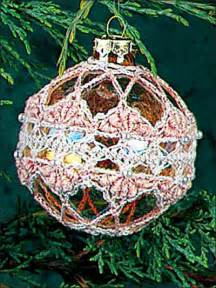 Free Crochet Christmas Ornament Pattern