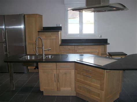 plan travail cuisine granit noir zimbabwe idee cuisine