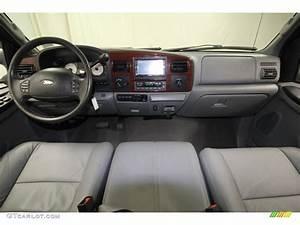 2007 Ford F250 Super Duty Lariat Crew Cab 4x4 Dashboard