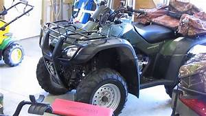 Honda Rancher Trx 350 Fm And Trx 350 Te How They Work