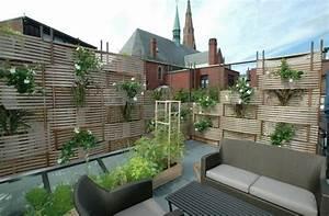 Balkon Sichtschutz Holz : 26 ideen f r balkon sichtschutz verschiedene ~ Watch28wear.com Haus und Dekorationen