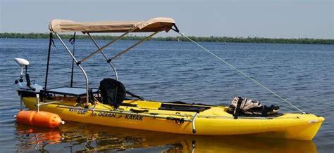 Electric Boat Motors Canada by Best 25 Kayak Trolling Motor Ideas On Sports