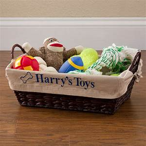 how to encourage playfulness in your dog iheartdogscom With dog toy basket