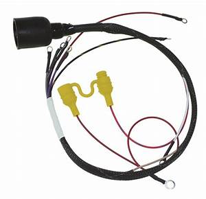 Wiring Harness For Johnson Evinrude 1974