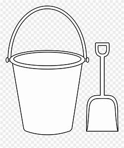 Helpful Bucket And Shovel Coloring Page Kids Colorable ...