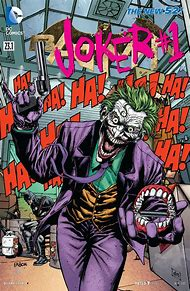 DC Comics Batman Joker