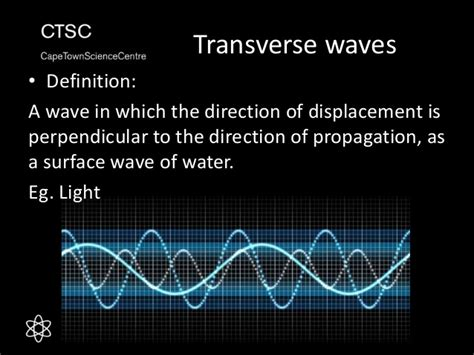 Light Wave Definition by Ctsc Waves Light And Sound