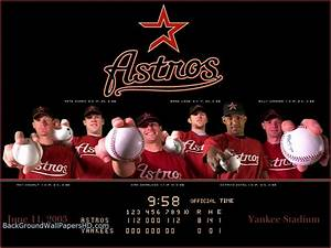 Houston Astros Wallpaper HD - WallpaperSafari