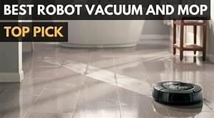 Best Robot Vacuum Cleaners And Mops 2018