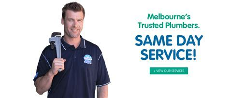 Plumber Melbourne   Local Same Day Service   Melbourne Plumber