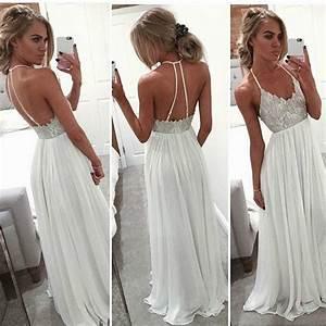 Boho Kleid Hochzeitsgast : online kaufen gro handel boho prom kleider aus china boho prom kleider gro h ndler ~ Yasmunasinghe.com Haus und Dekorationen