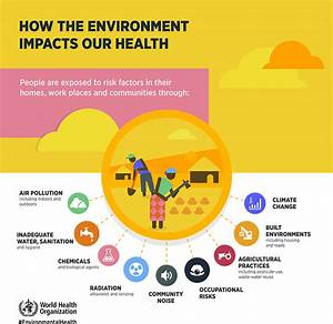 Definitions Of Environmental Health