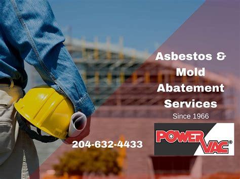 power vac winnipeg asbestos removal abatement power