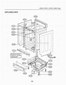Lg Lds5811ww Parts List And Diagram   Ereplacementparts Com