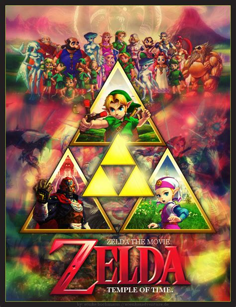 Over 319 ocarina of time posts sorted by time, relevancy, and popularity. ZELDA THE MOVIE POSTER II by SoenkesAdventure on DeviantArt