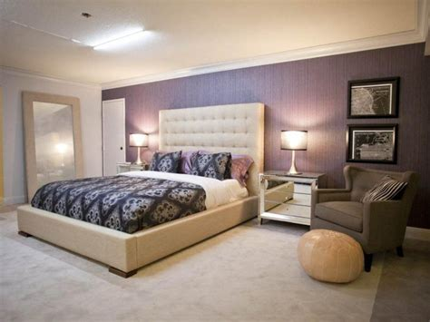 Bedroom Colors With Accent Wall by 20 Beautiful Purple Accent Wall Ideas