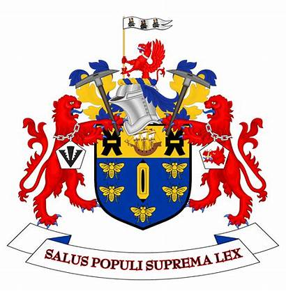 Arms Coat Salford Council Manchester Wikipedia Pendleton