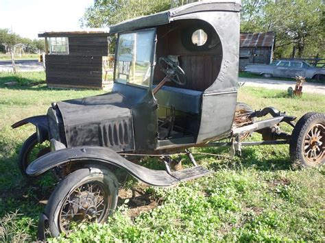 1925 Ford Model Tt Truck For Sale