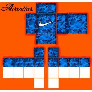 Roblox Blue Nike Shirt