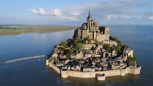 Visit The Mont Saint Michel In Normandy With The Campsite