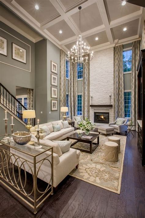 drapery design forstory interior decoration 89 best images about two story family room on