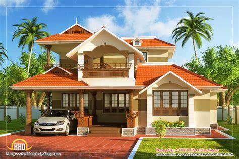 Home Design Kerala Style : Kerala Style Traditional House