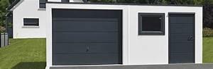 Tür Garage Haus : ansprechende t ren und fenster f r fertiggaragen von h rmann und niemitz garagen welt ~ Sanjose-hotels-ca.com Haus und Dekorationen