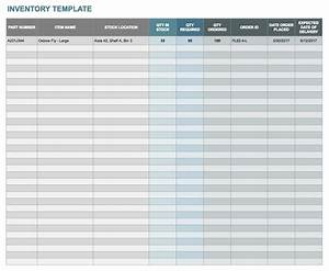 free google docs and spreadsheet templates smartsheet With using google documents spreadsheets for inventory tracking