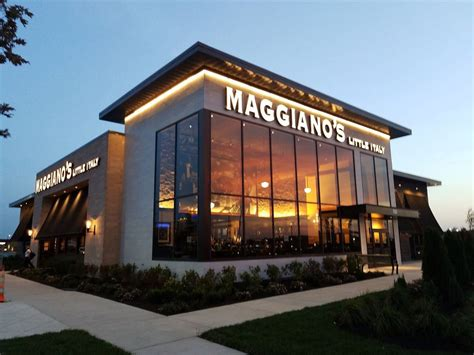 maggianos  italy willow bend venue plano tx