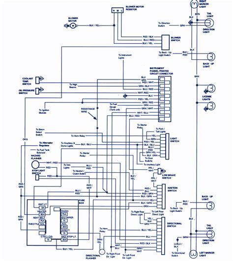 Ford Bronco Wiring Diagram Auto Diagrams