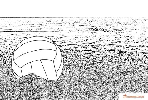 beach coloring pages  printable outline pictures