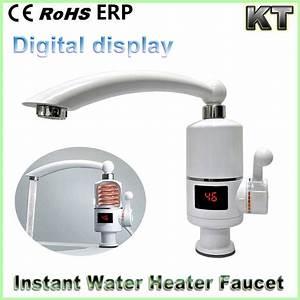 110v Electric Hot Water Heater  Digital Temperature Display