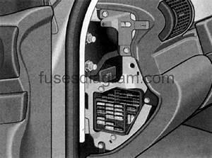 Fuse Box Audi A6  C5