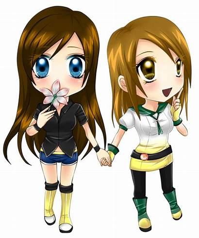 Chibi Anime Friends Friend Couple Couples Characters