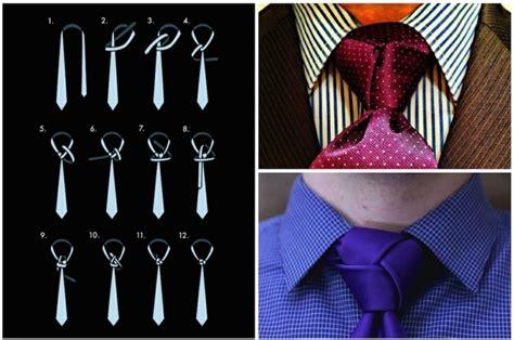 anleitung krawatte binden ausgefallene krawattenknoten binden 9 mit anleitung