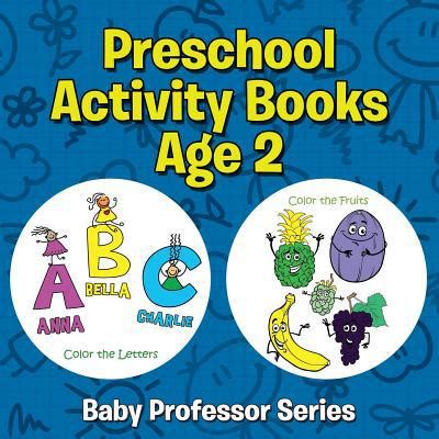 preschool activity books age 2 baby professor series by 940 | 1681855488