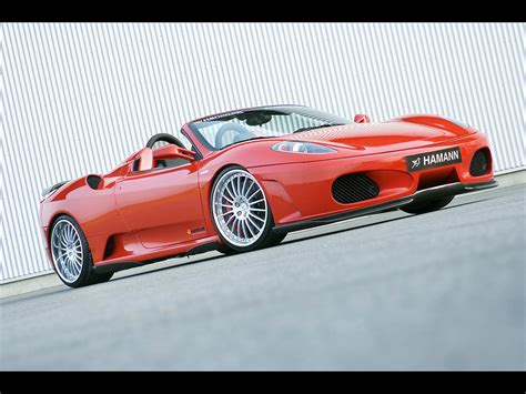 Hamann Ferrari F430 Screensaver Screenshot