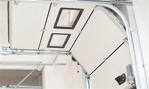 Porte Garage Sectionnelle Prix : portes sectionnelles industrielles ~ Edinachiropracticcenter.com Idées de Décoration