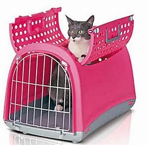 Caisse De Transport Chat Gifi : cage de transport chien chat cage linus cabrio ~ Dailycaller-alerts.com Idées de Décoration