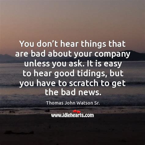 Bad News Quotes On Idlehearts  Page 2 Of 4