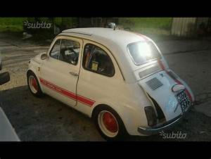 Venduto Fiat 500 Abarth 500 D Epoca R