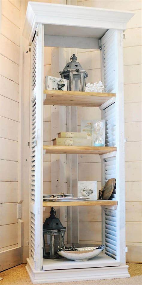 clever ideas  build furniture   shutters