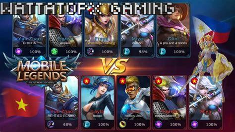 Bang Bang! Philippines Vs Vietnam