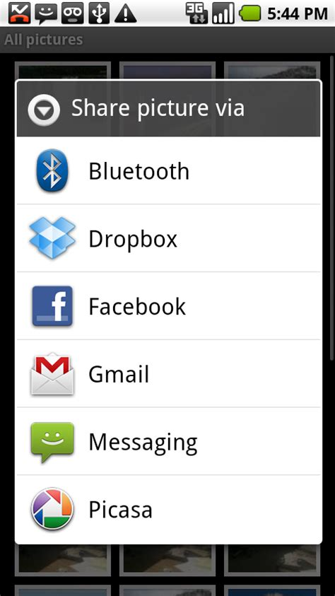 dropbox app for android android dropbox app 6 fone arena